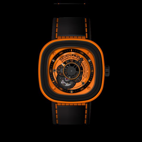 "SevenFriday P1-3 ""orange"""