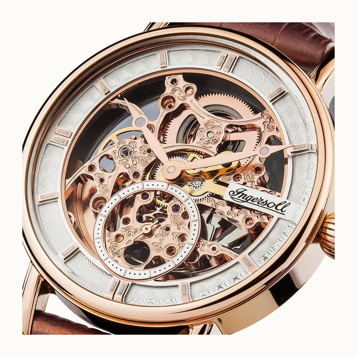 3c7603e50 Ingersoll THE HERALD AUTOMATIC I00401 – pohanka&co. – hodinky a klenoty