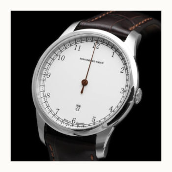 Schaumburg Watch Gnomonik 1