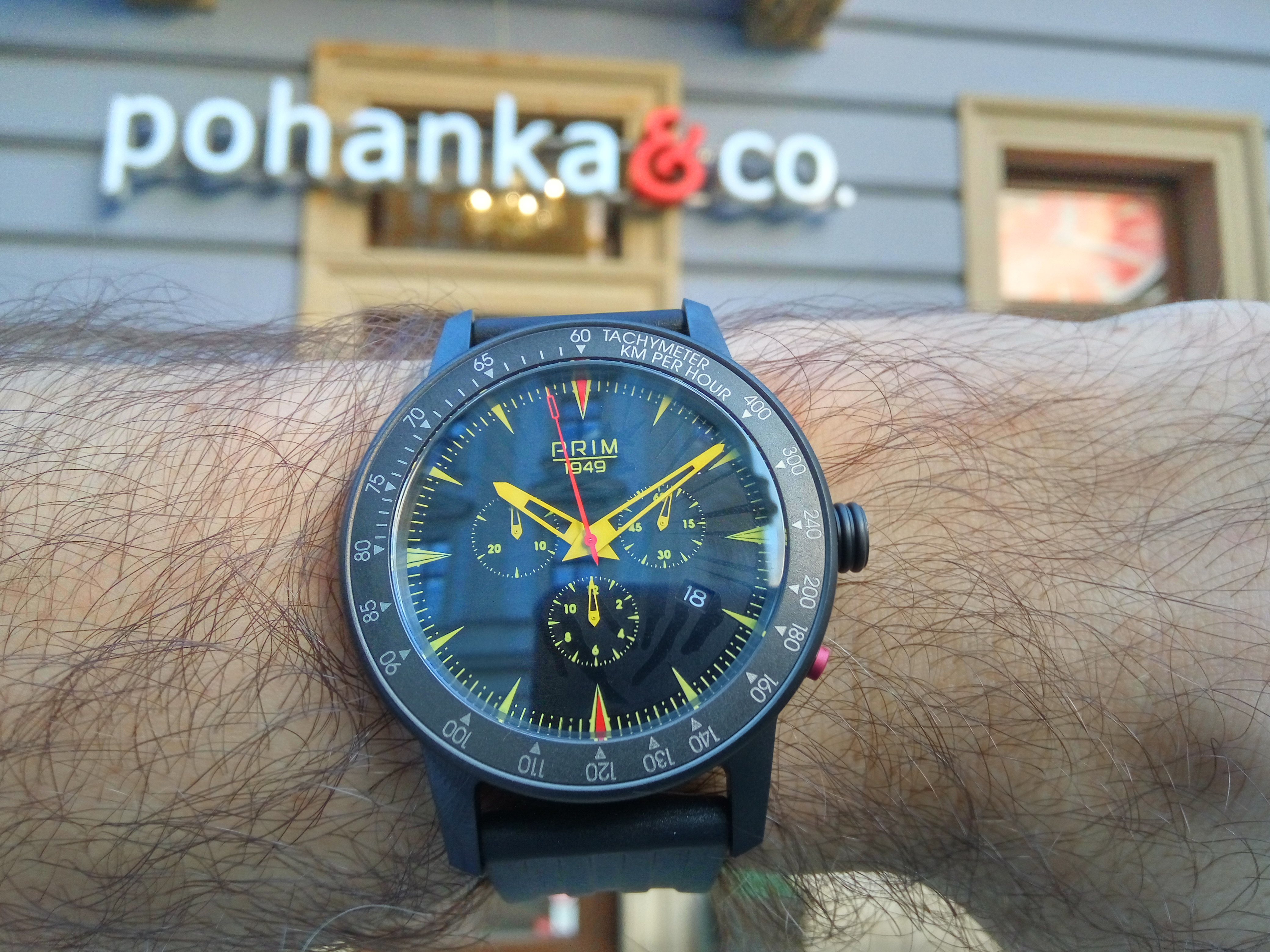 PRIM BIG SHOCK RACING – Pohanka   co. – hodinky a klenoty ca3ec8340d