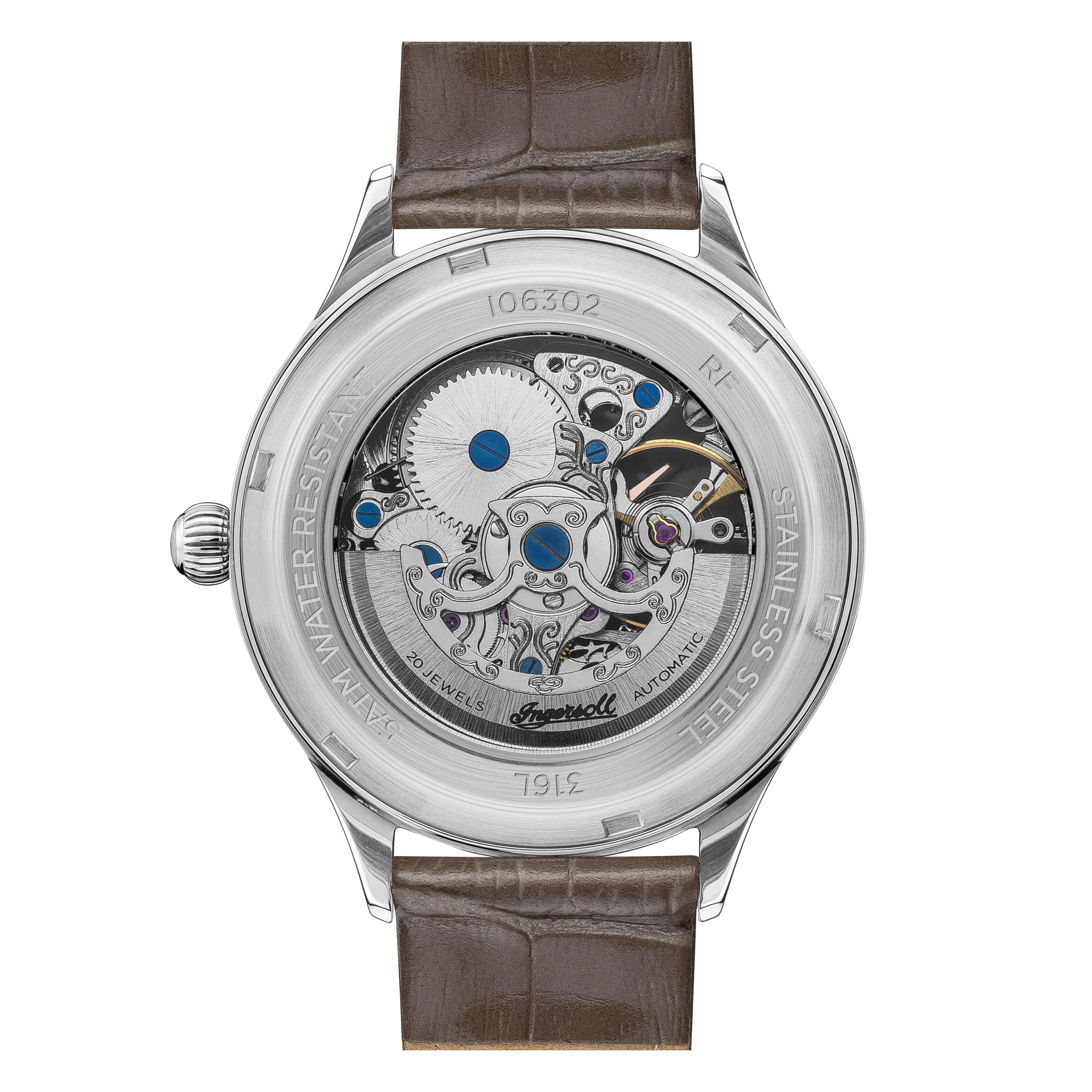 a81080dc5fe Ingersoll THE VICKERS AUTOMATIC I06302 – Pohanka   co. – hodinky a ...