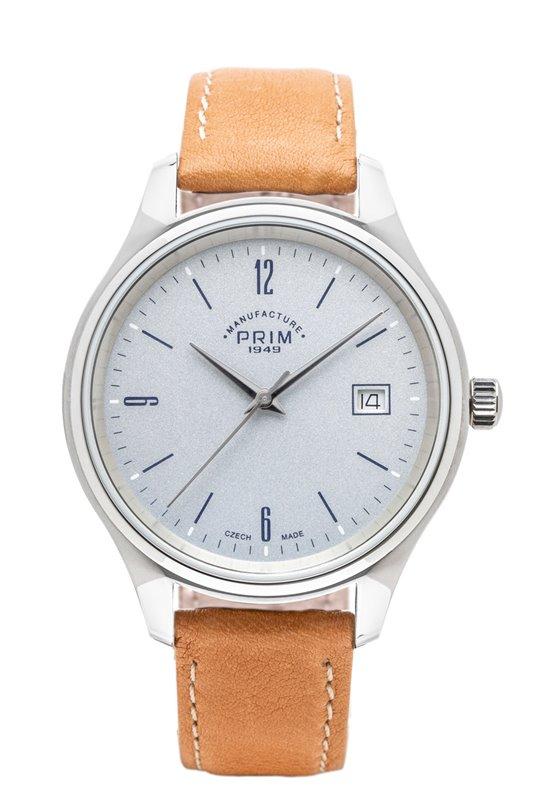 PRIM LINEA 40 Q ESENCE - Perleť bílá – Pohanka   co. – hodinky a klenoty 0860819524
